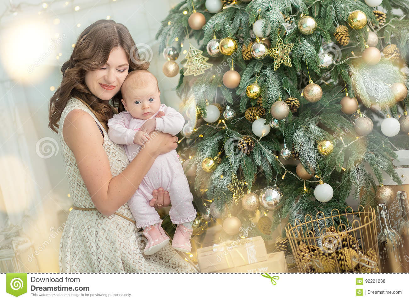 Mother and baby xmas gifts for women