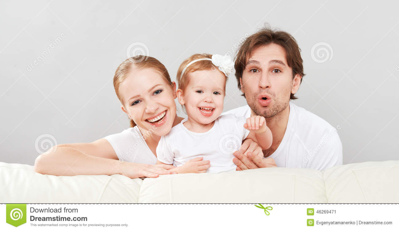 happy home happy child Photo about smiling family relaxing at home image of child, childhood, comfortable - 54587804.