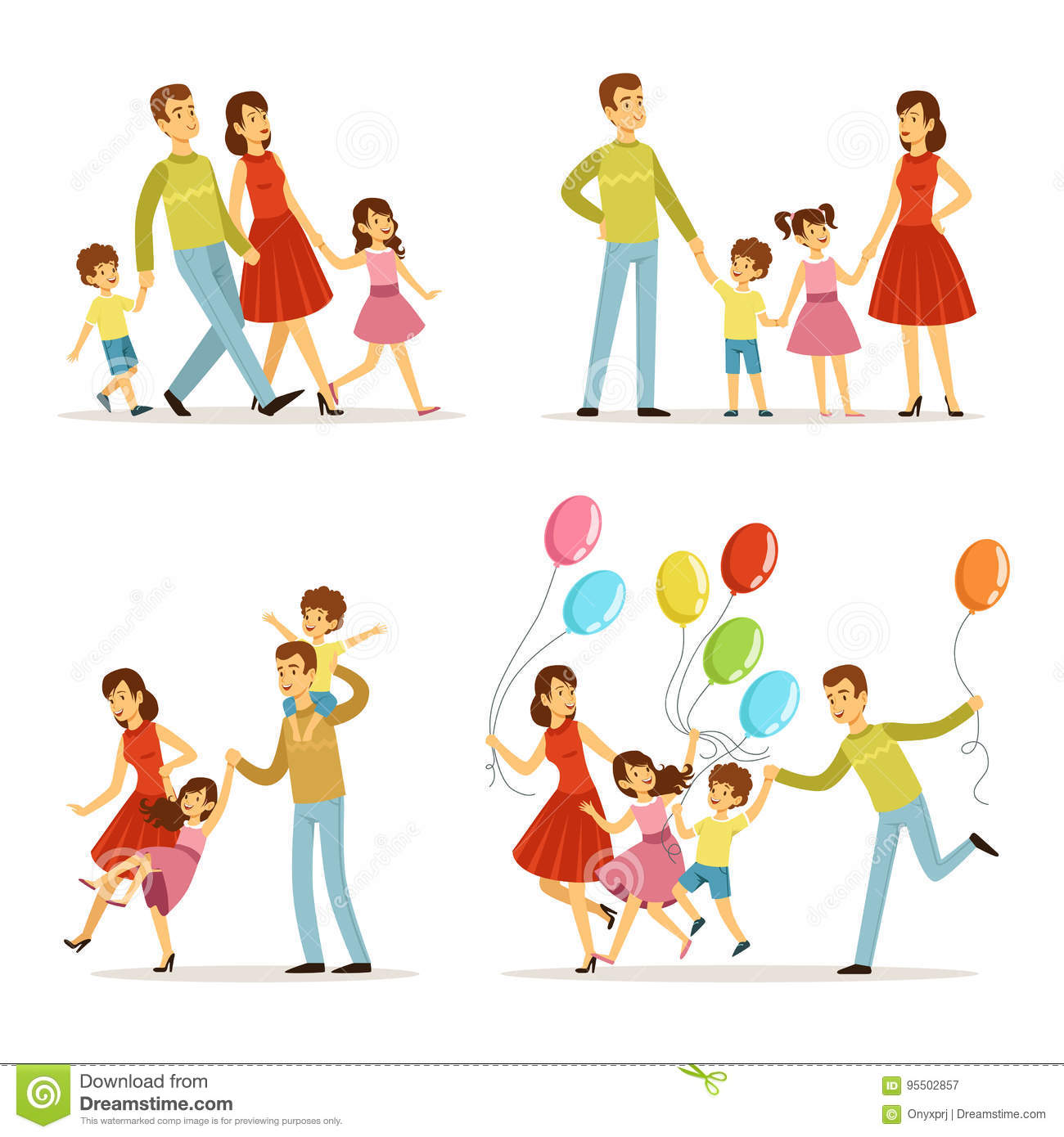 Father Cartoons, Illustrations & Vector Stock Images