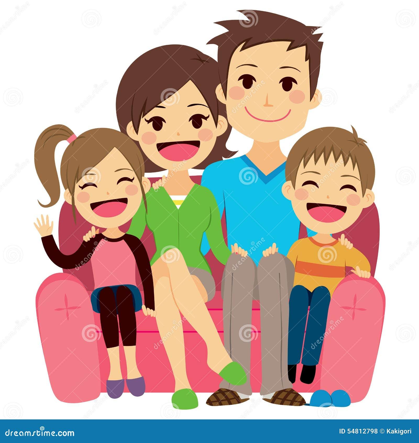 Image Gallery Happy Family Cartoon People