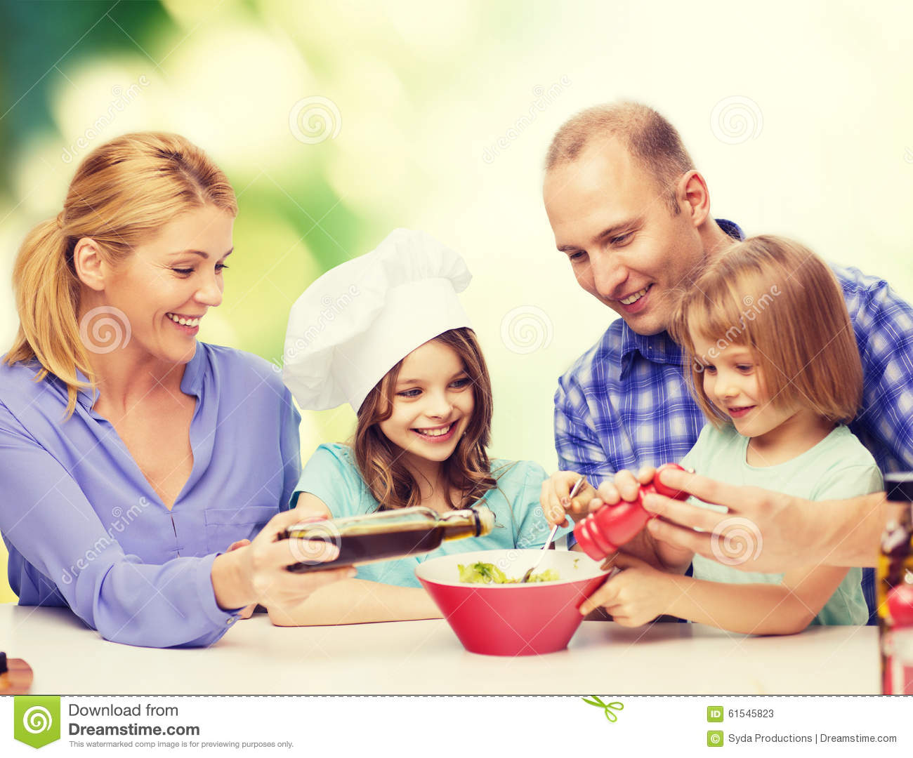 Kids Eating Objects Clipart