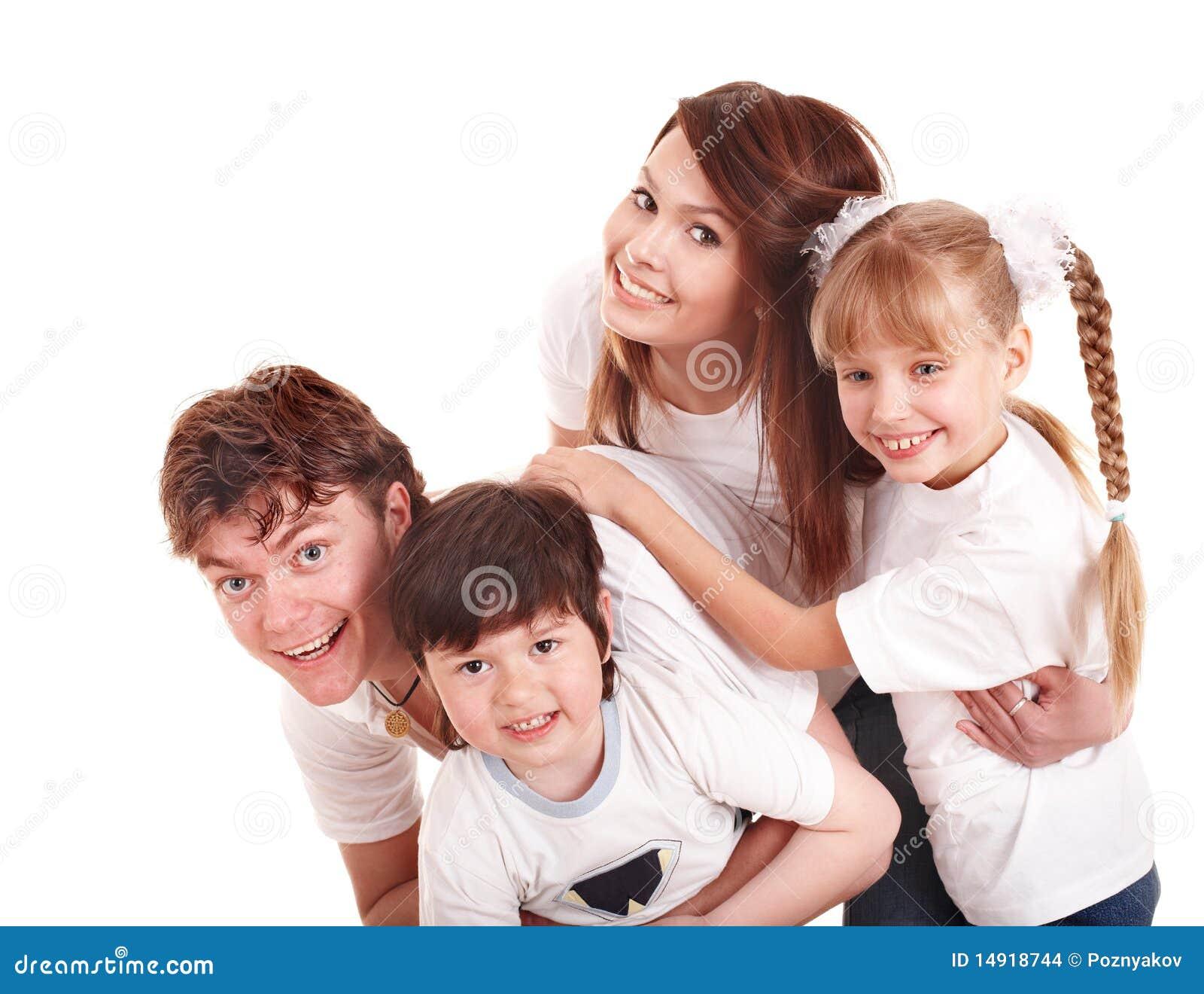 Family upbringing