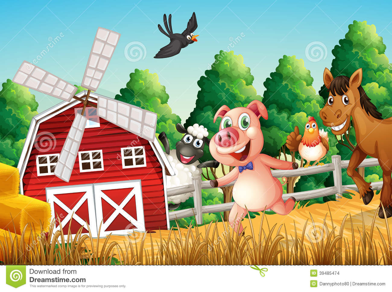 happy free farm