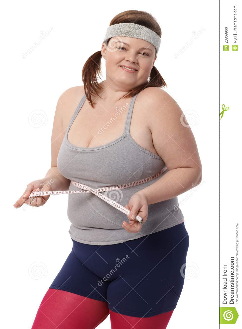 Happy Fat Women