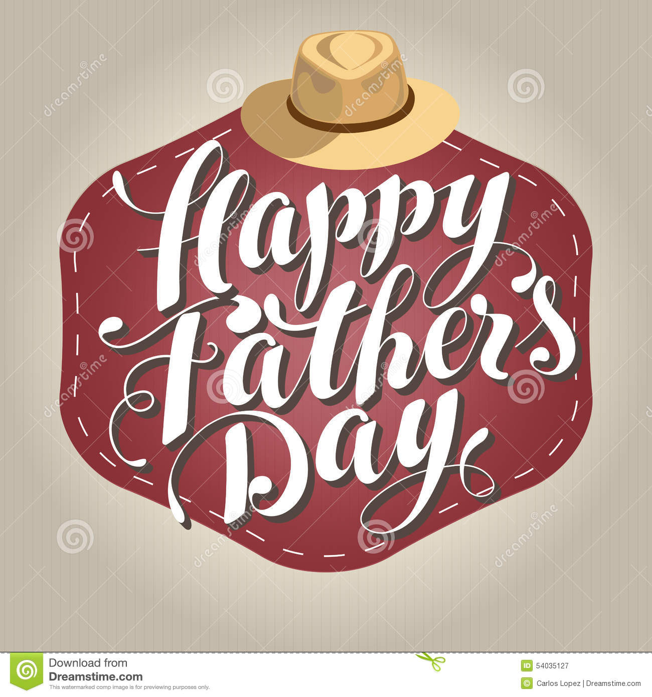 2019 year for girls- Fathers Vintage day clip art pictures