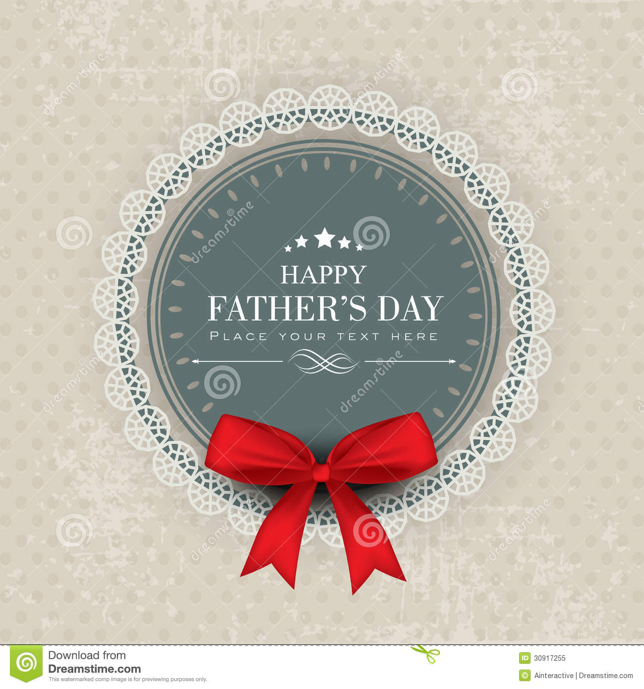 Happy Fathers Day Concept. Royalty Free Stock Photo ...
