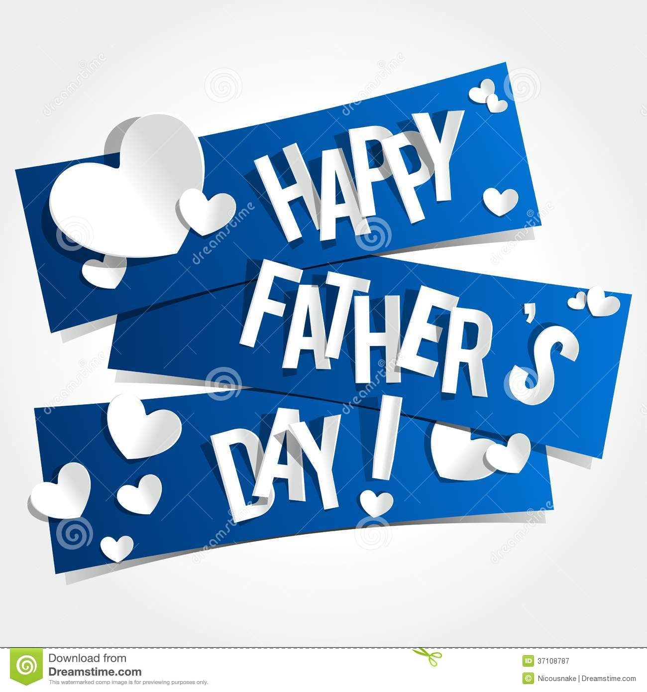 father's day vector free download