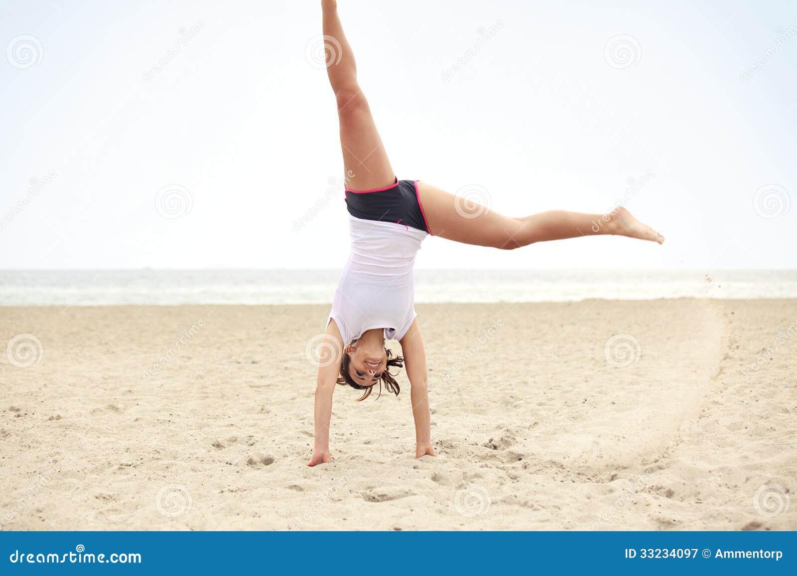 Adult Gymnast Nude