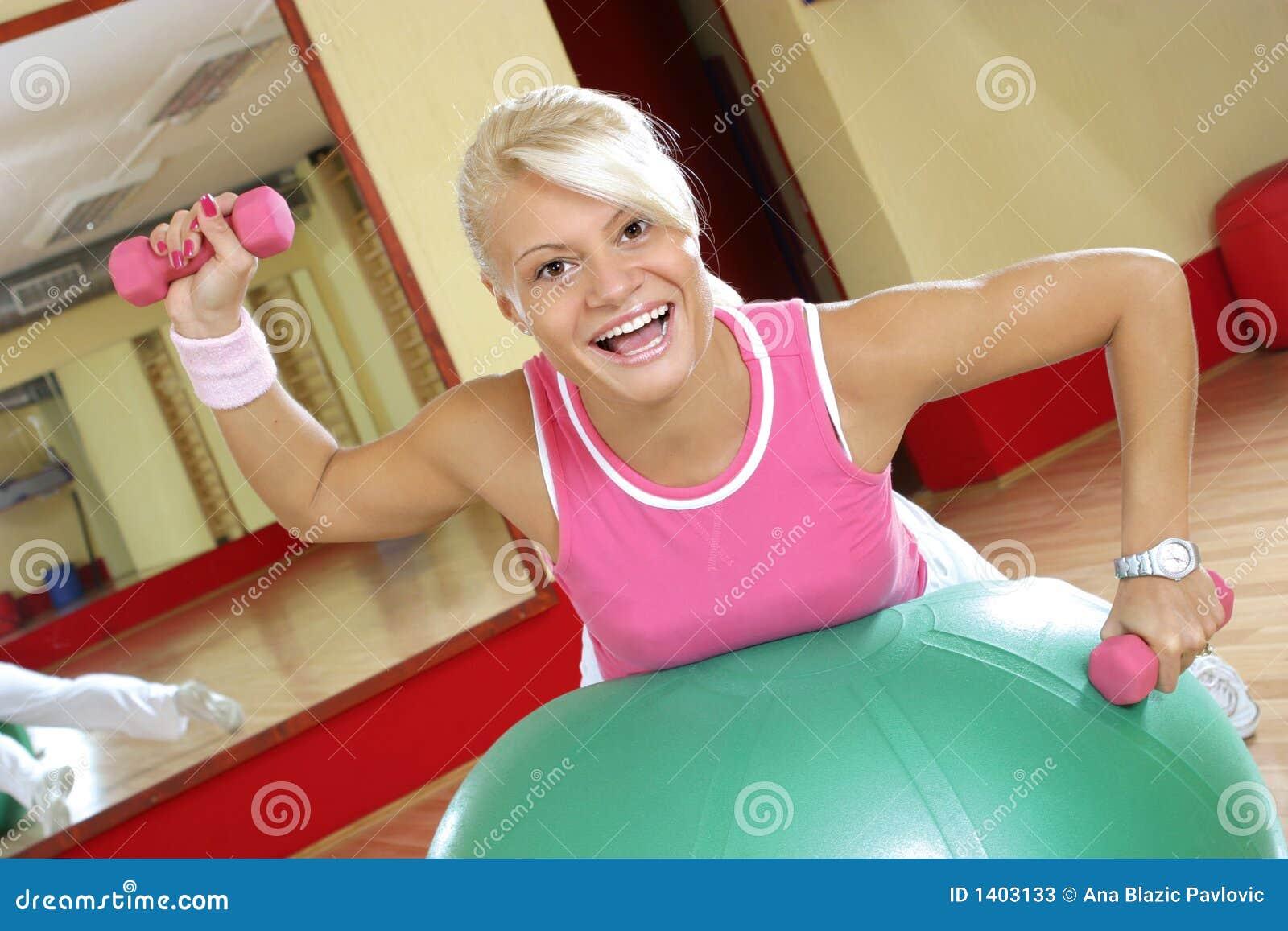 Happy Fitness Stock Photos
