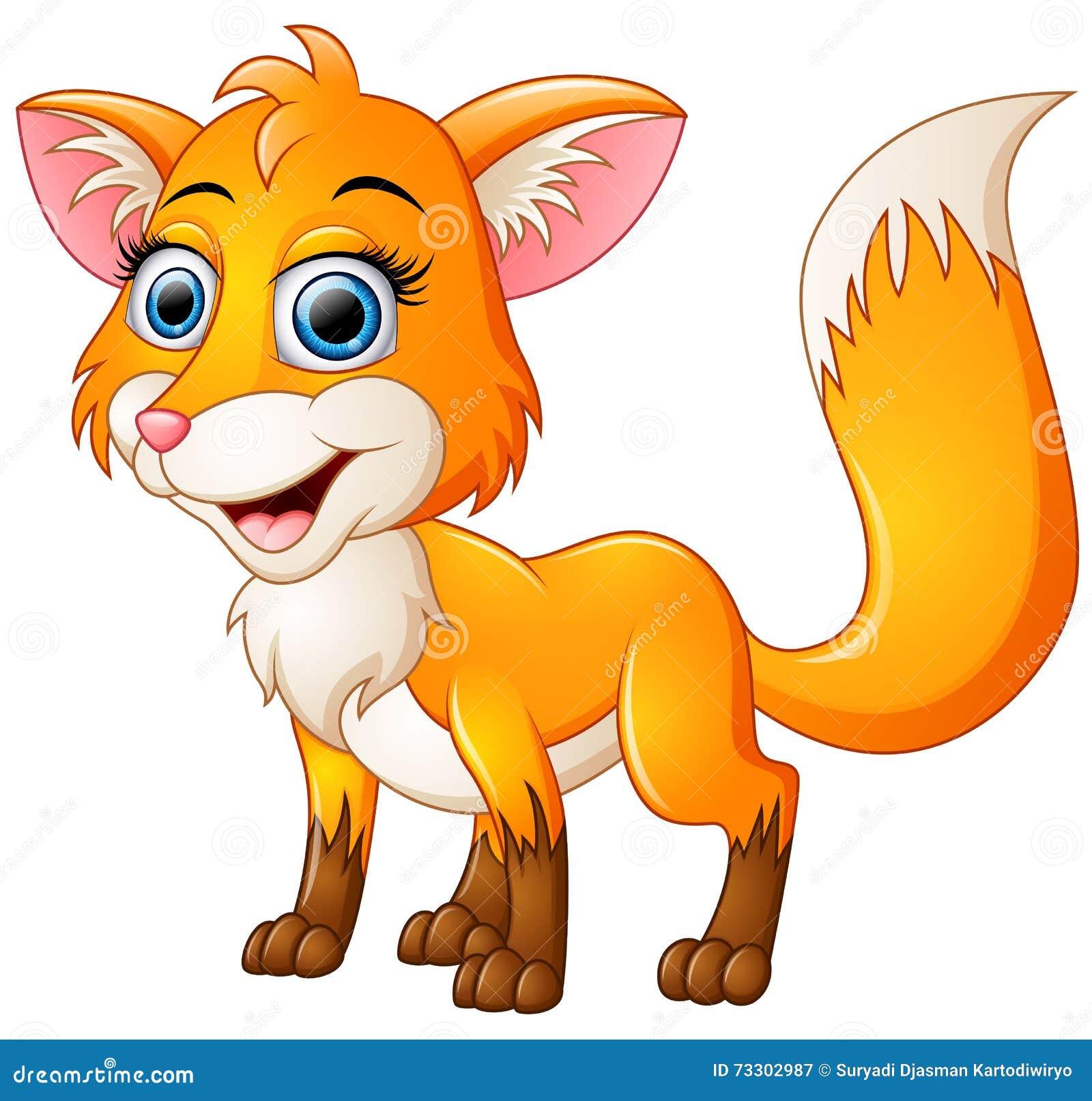 Cartoon happy kangaroo isolated Royalty Free Vector Image