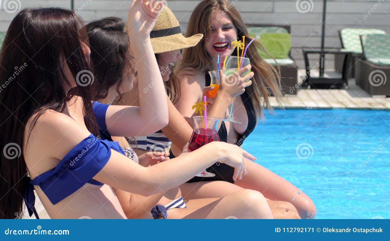 Hot girl feet bikini think, that you