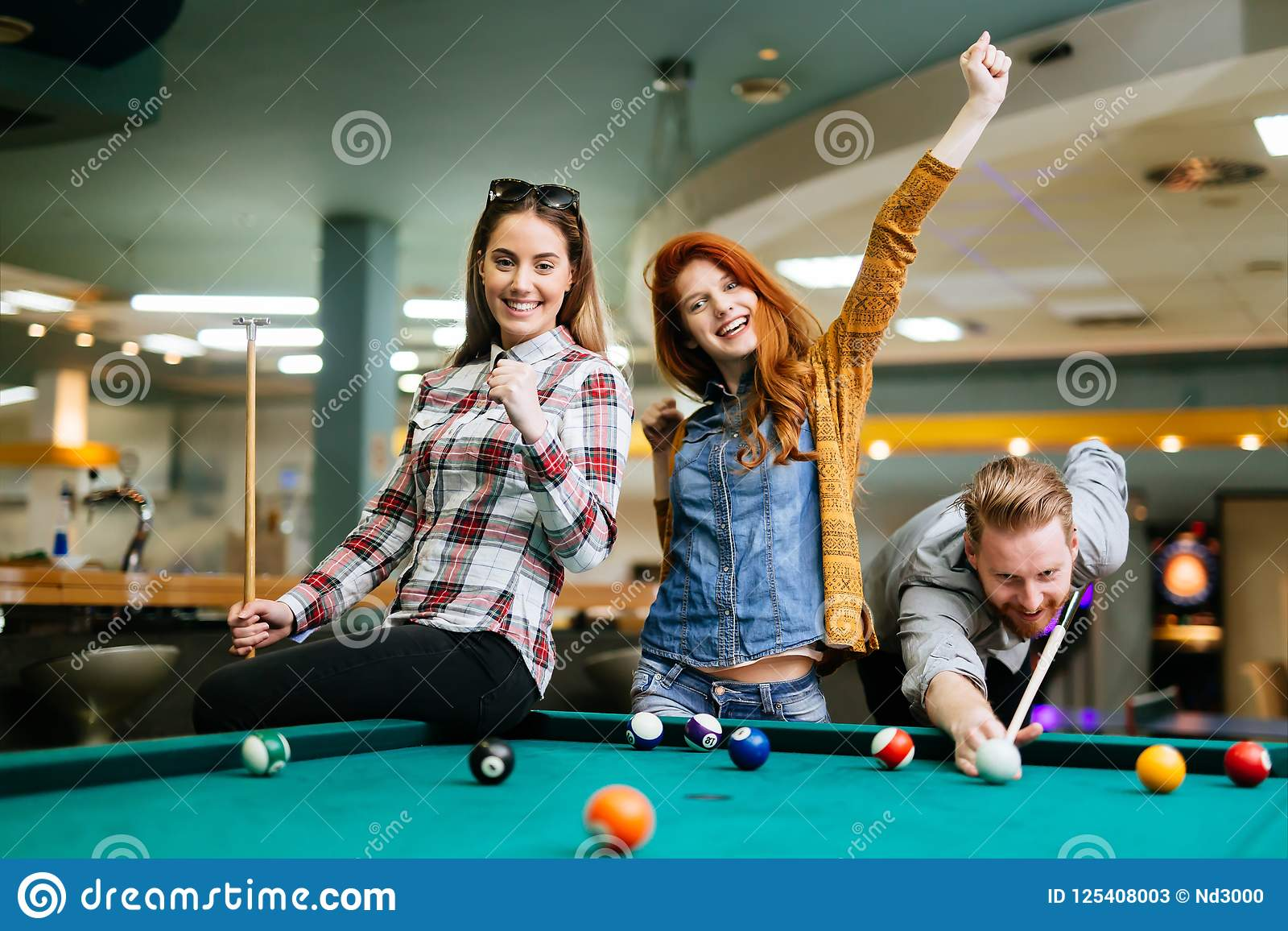 Dating site for pool players
