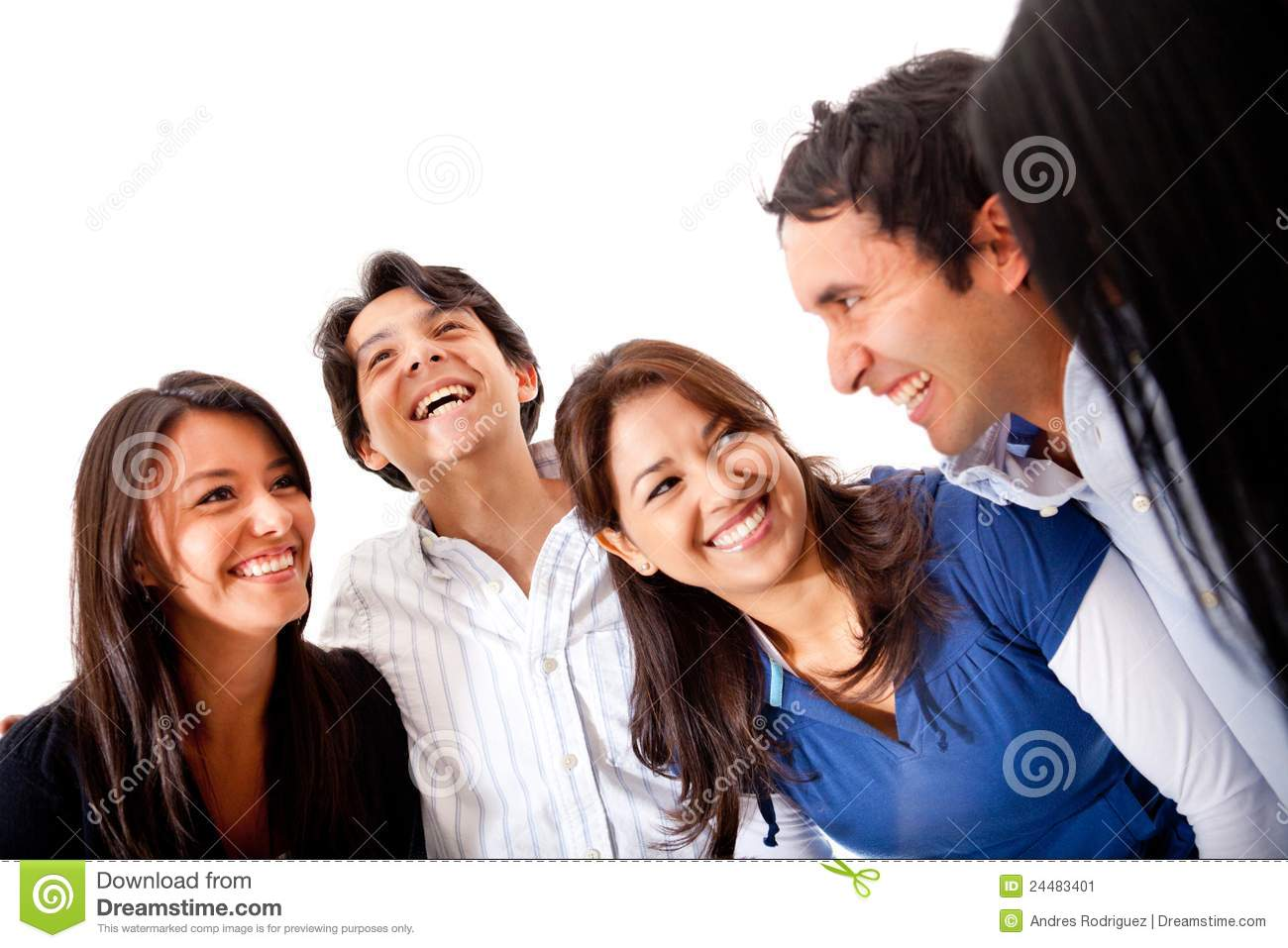 happy friends talking stock image image 24483401