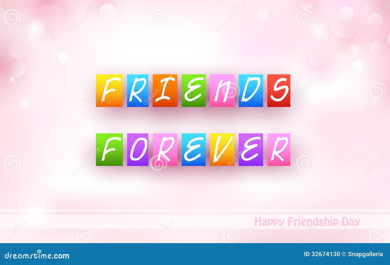 friendship presentation