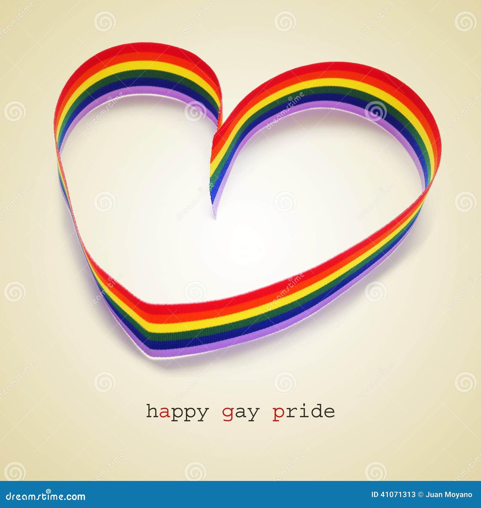 Happy Gay Pride Stock Images 6