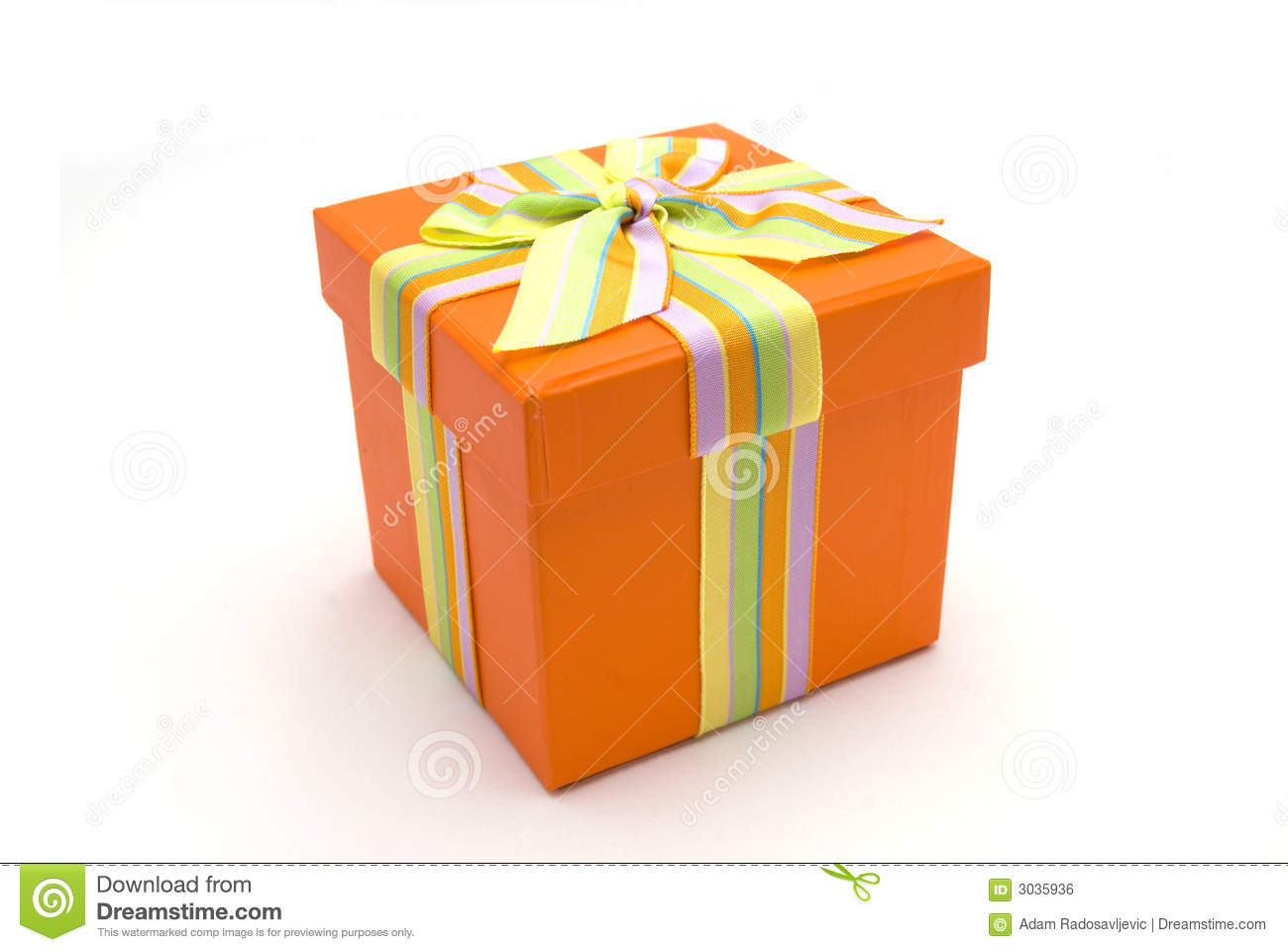 Happy Gift Box stock photo. Image of surprise, happiness ...