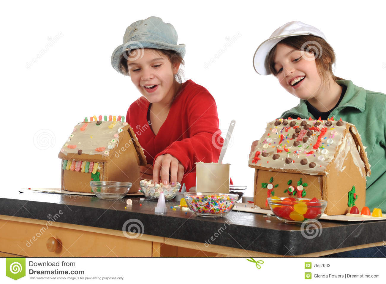 Happy Gingerbread House Makers