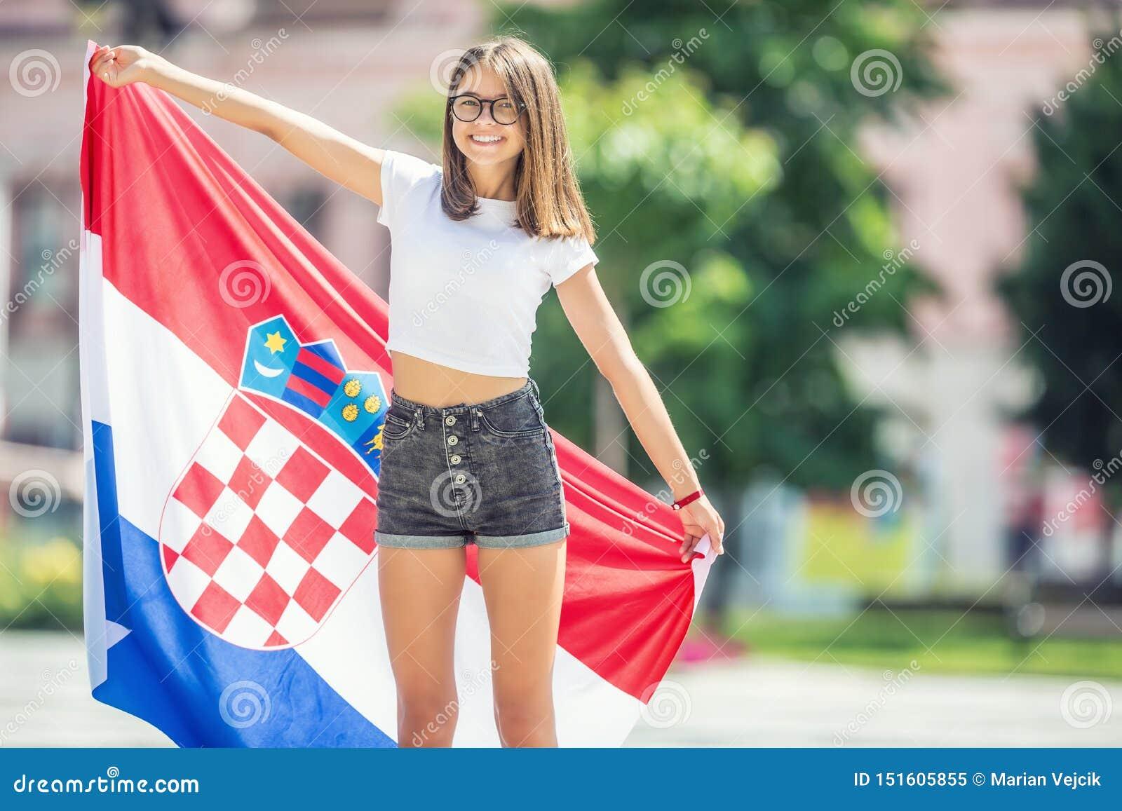 Girls croatia Hot Croatian