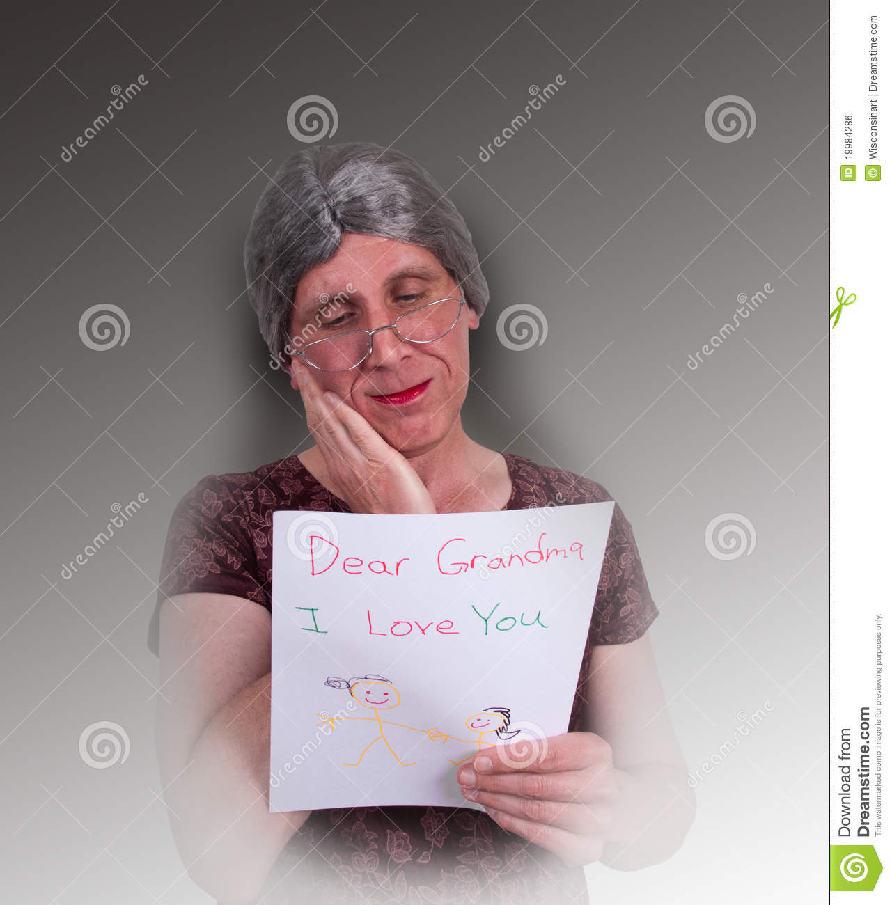 Mature love letter for her