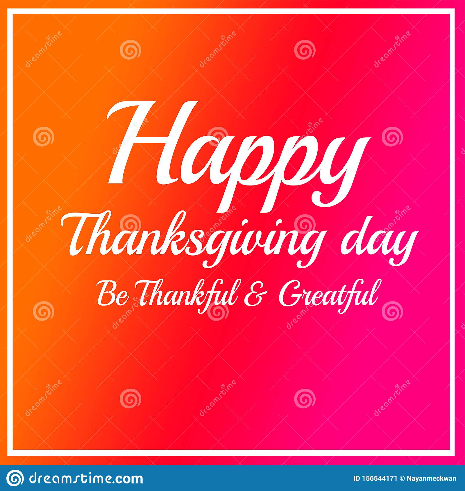 happy grateful thanksgiving day greeting quotes stock vector