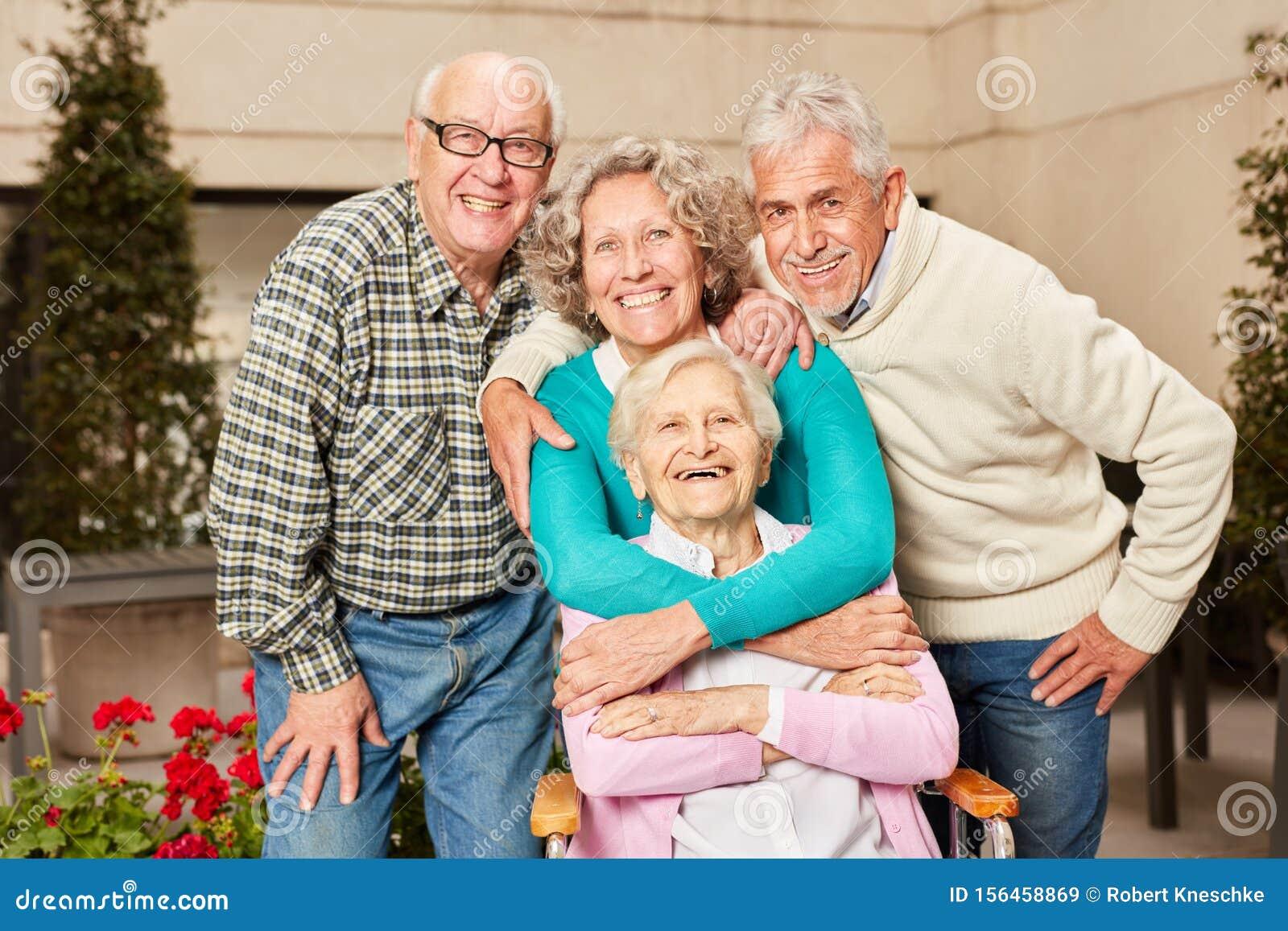 Where To Meet Italian Seniors In The Usa