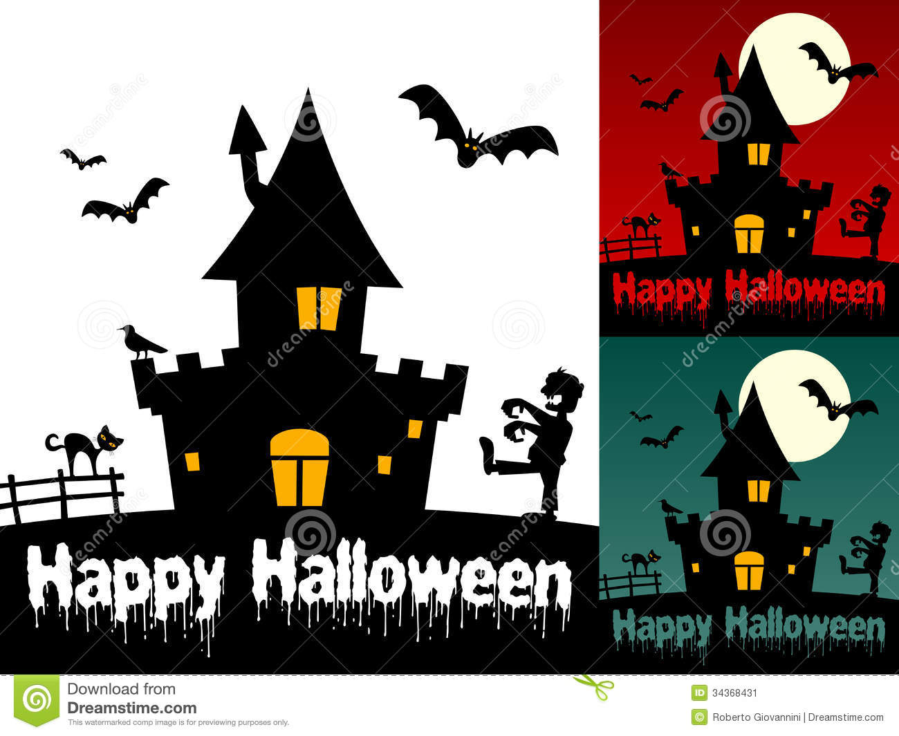 Halloweencards Geccetackletarts