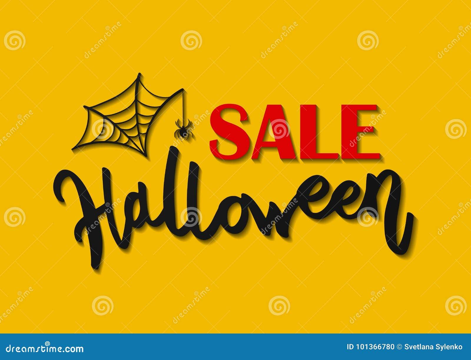 happy halloween message design background. stock vector