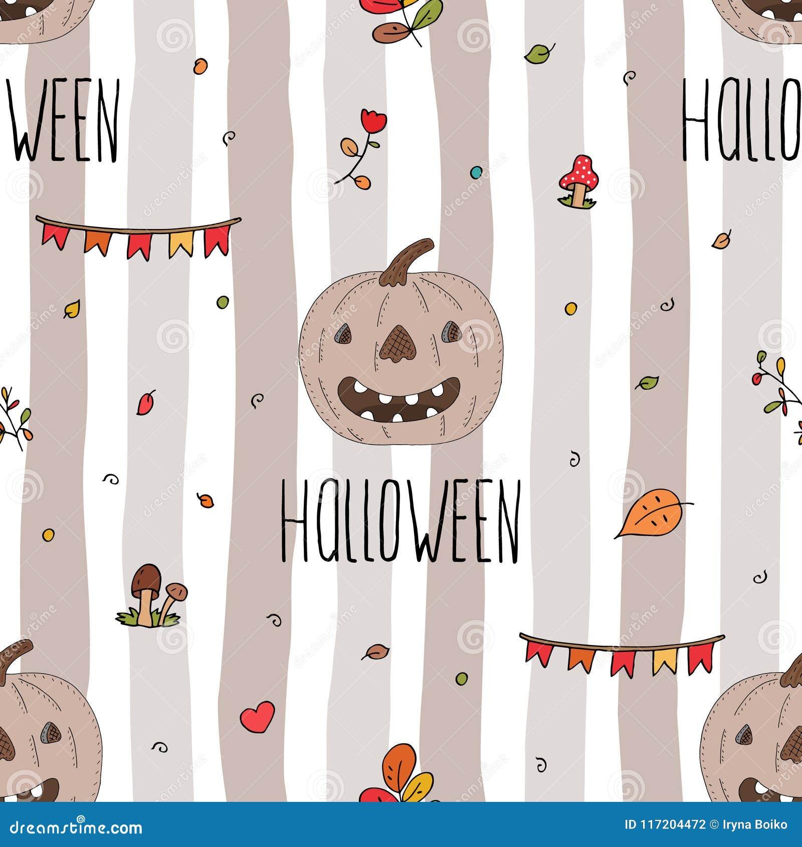 Happy halloween print with pumpkin printable templates stock vector download happy halloween print with pumpkin printable templates stock vector illustration of decorative maxwellsz