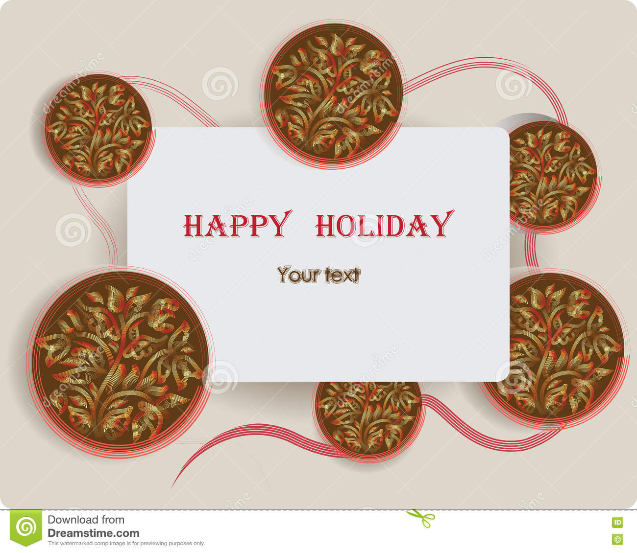 Happy holiday greeting card poster design cards for greetings greeting card poster design cards for greetings m4hsunfo