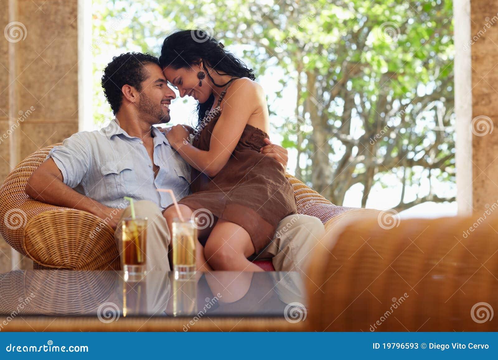 Hvad Gør Mand Og Kone På Bryllupsrejse