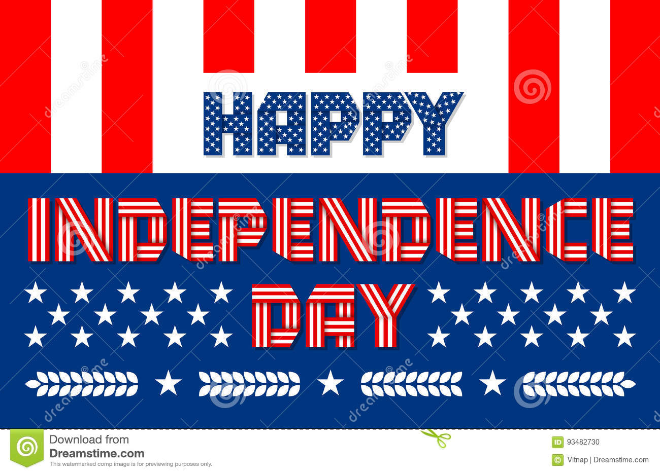 Happy Independence Banners Sale Promotion Banners