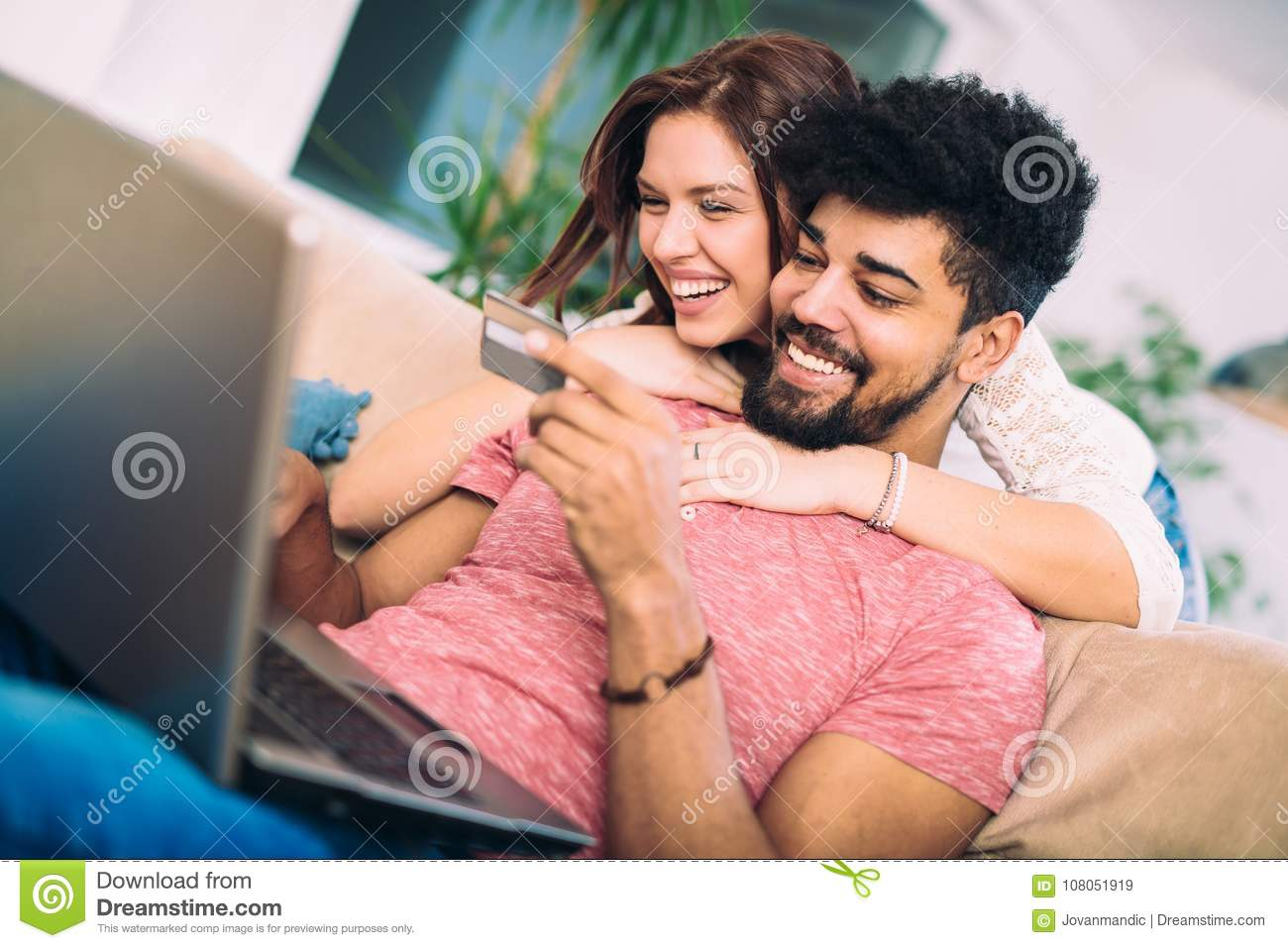 Interracial online