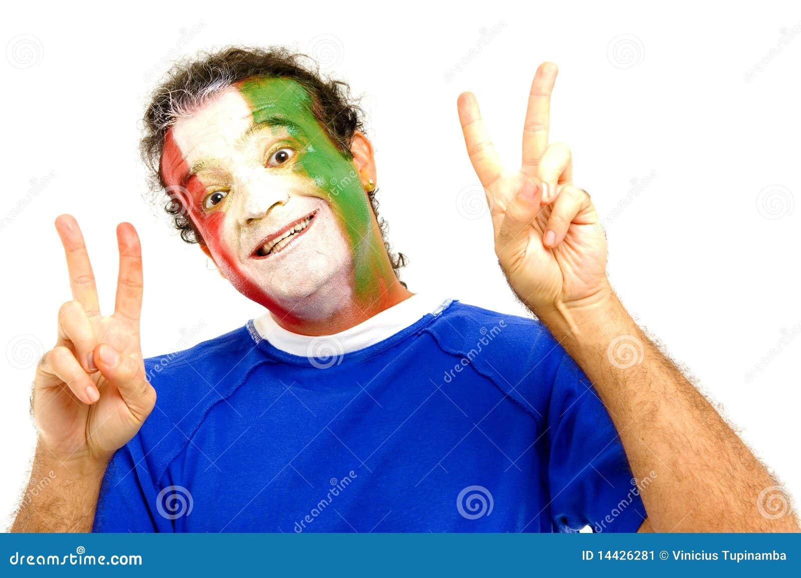 Happy Italian Stock Image - Image: 14426281