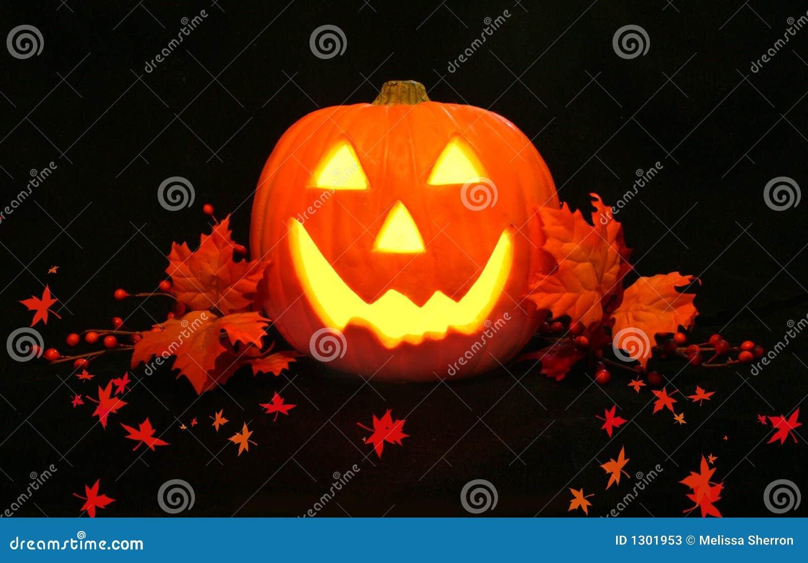 Aninimal Book: Happy Jack O' Lantern face stock image. Image of smiling ...