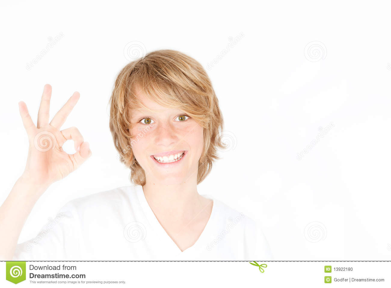 Happy Kid Stock Photo - Image: 13922180