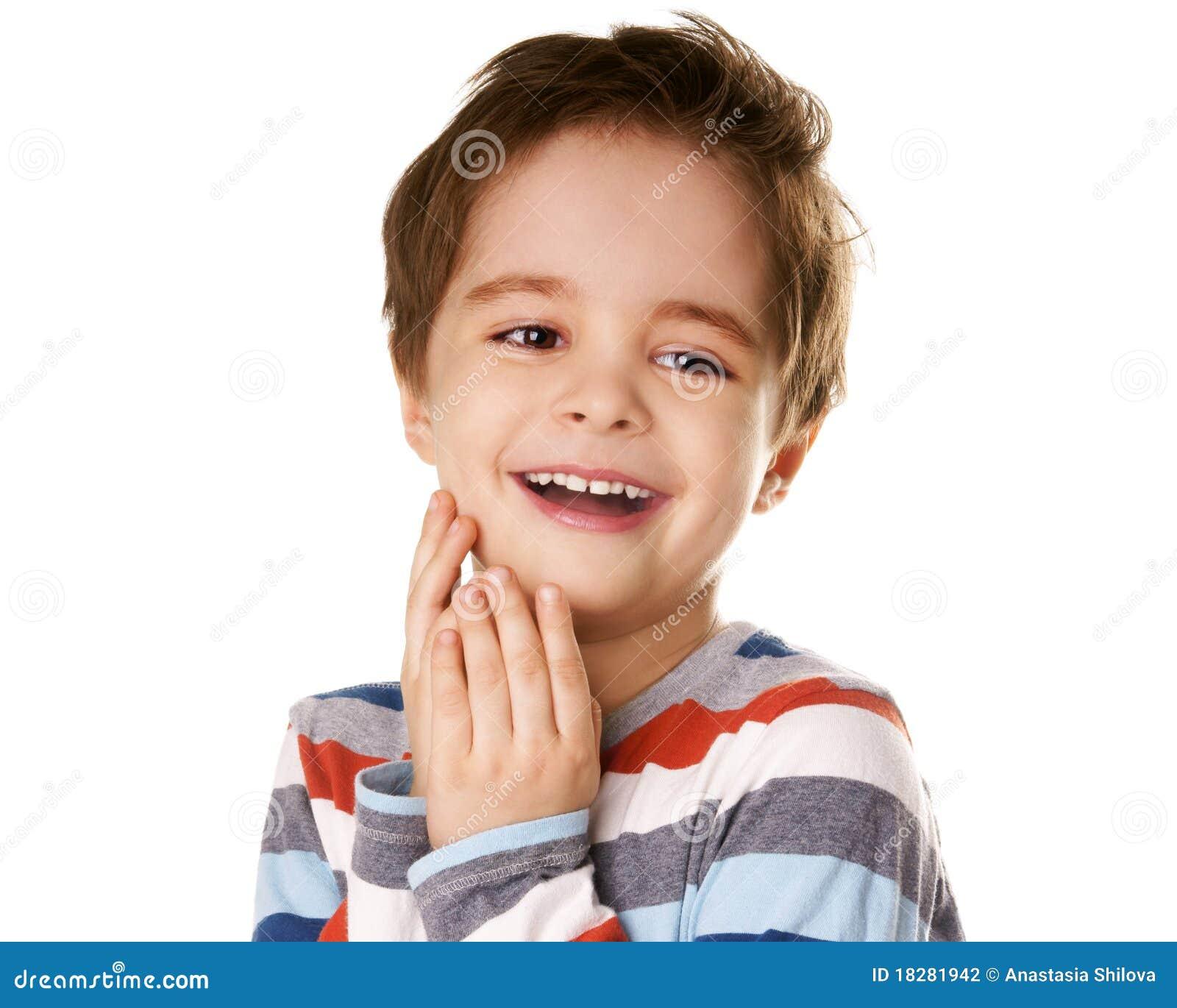 Happy Kid Stock Photography - Image: 18281942
