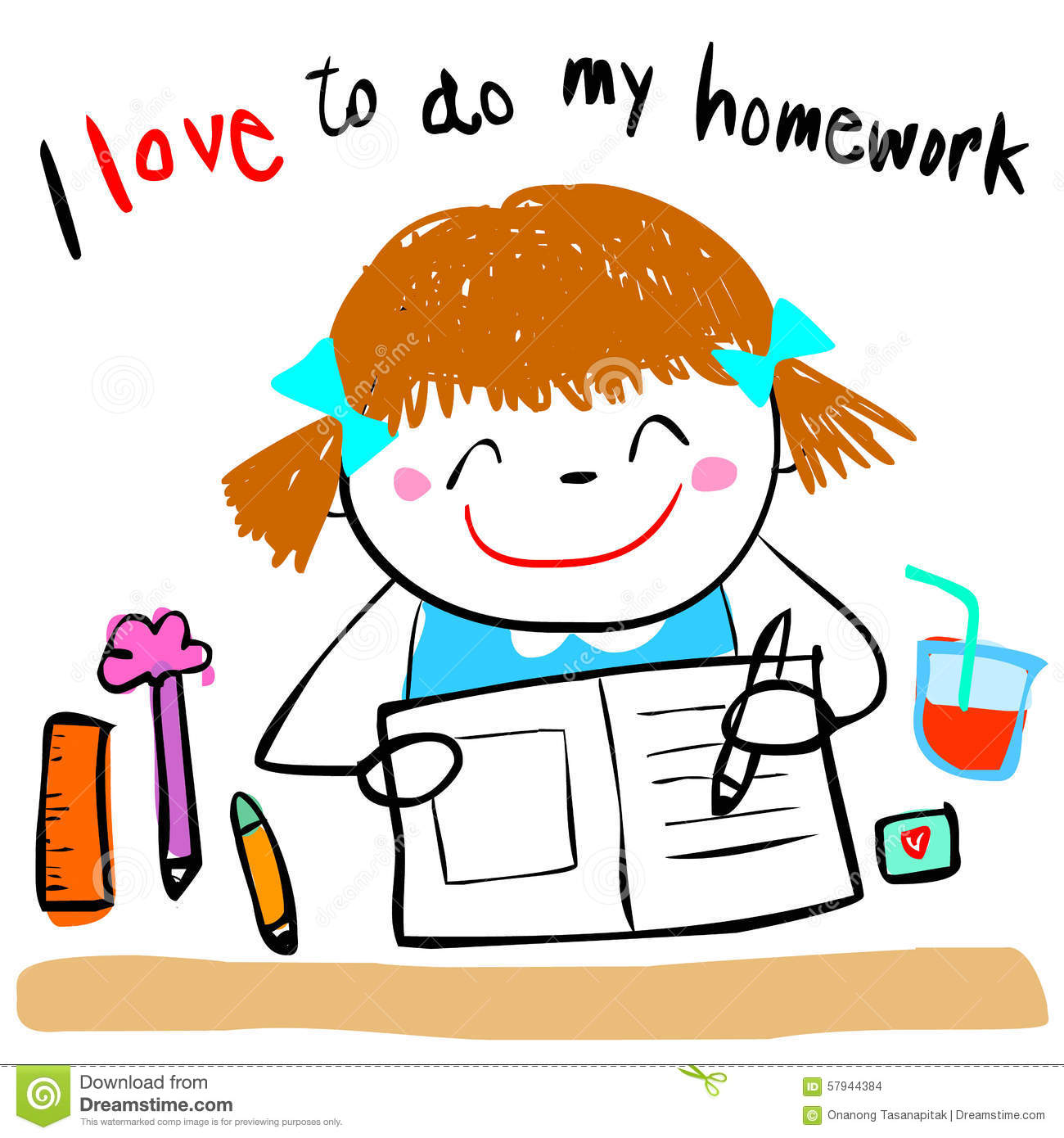how to do homework How to do homework even though your parents probably complain about how  hard it was in their day, students nowadays have more homework than ever.