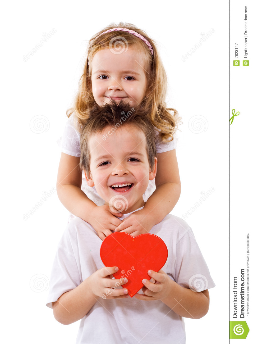 Hugging kids clipart happy kids hugging and holding
