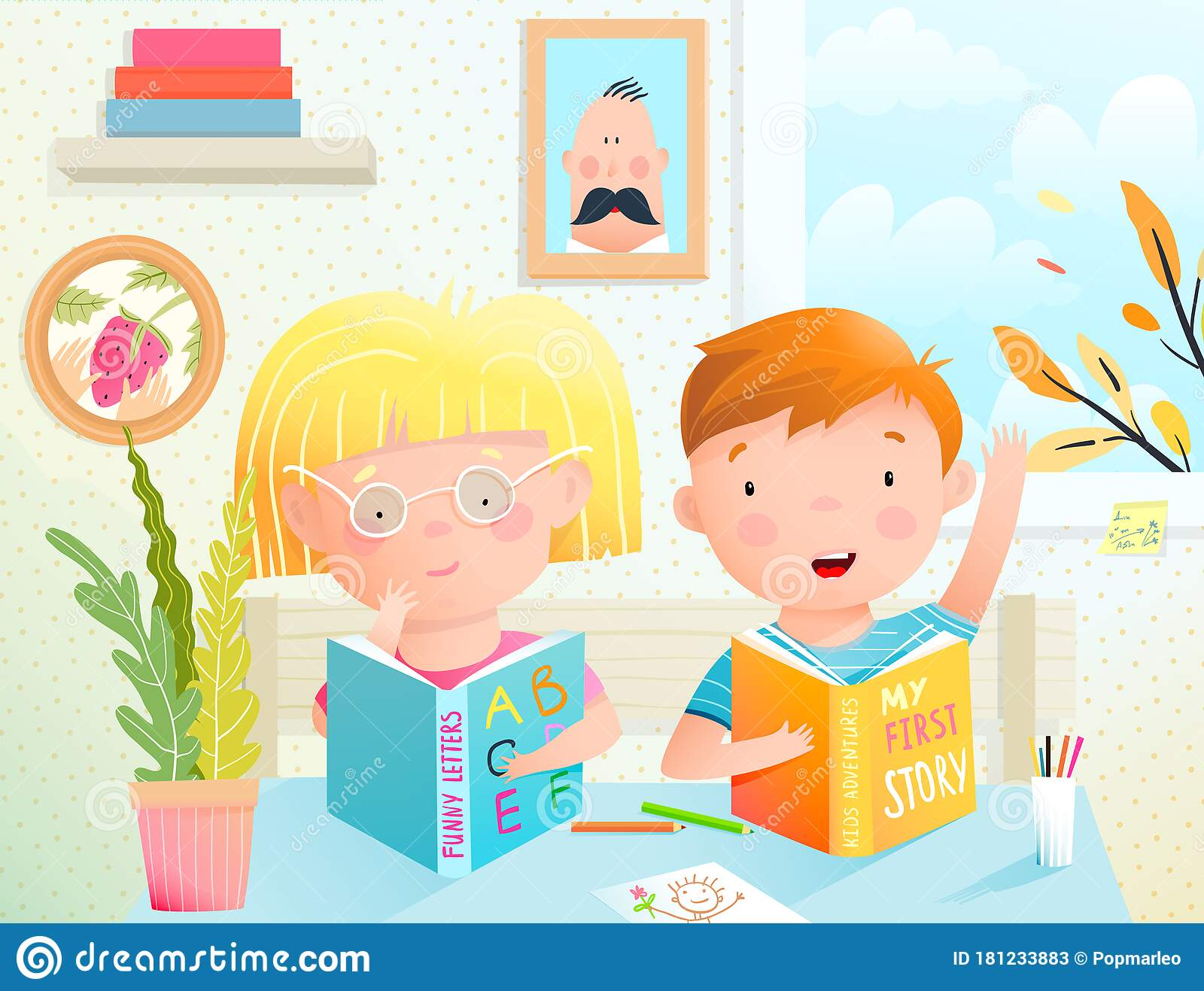 interior design for childrens library book