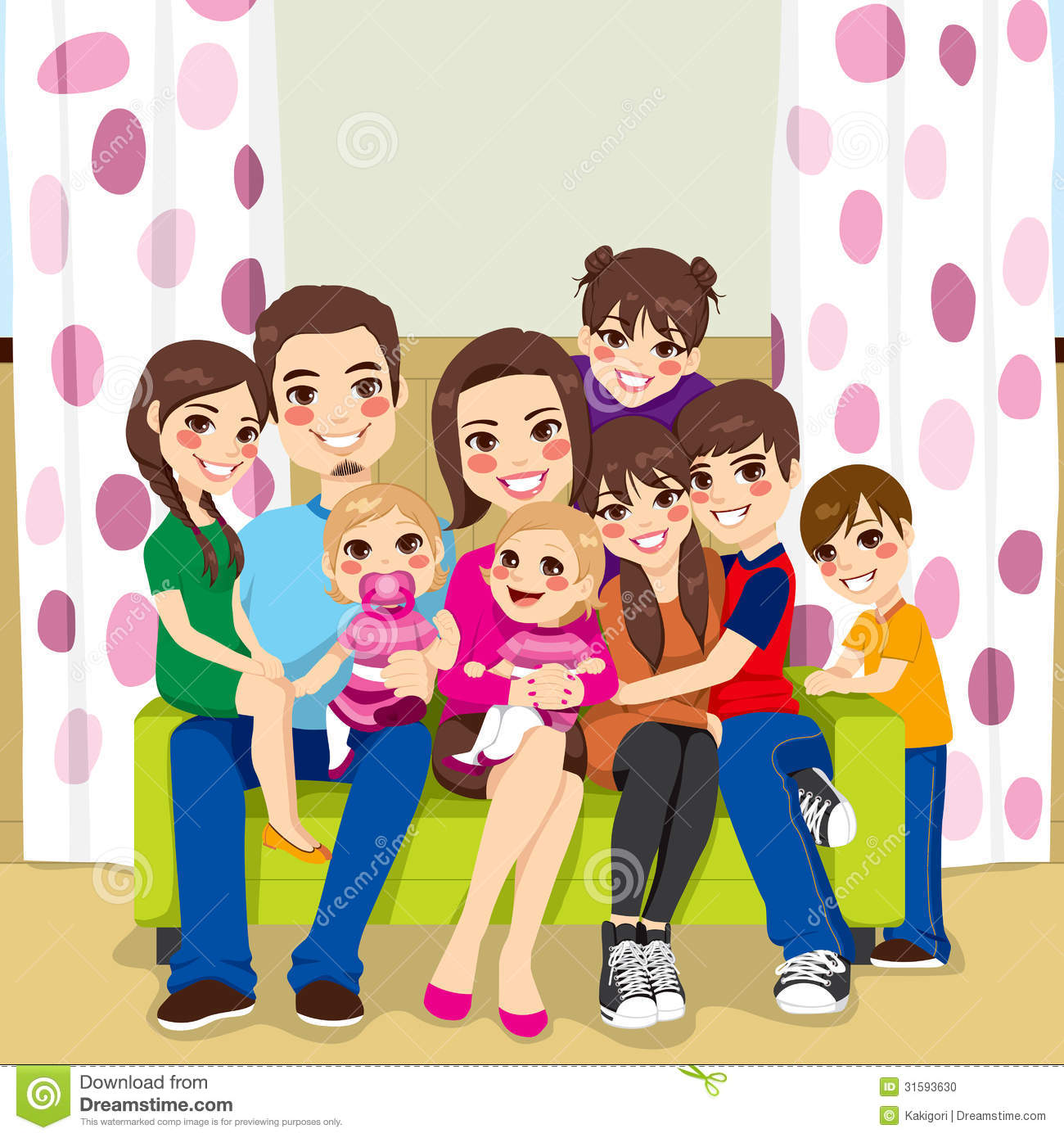 "larger families are happier families Are smaller families  ""our study does not rule out the possibility that children and parents may be happier and therefore better off in larger."