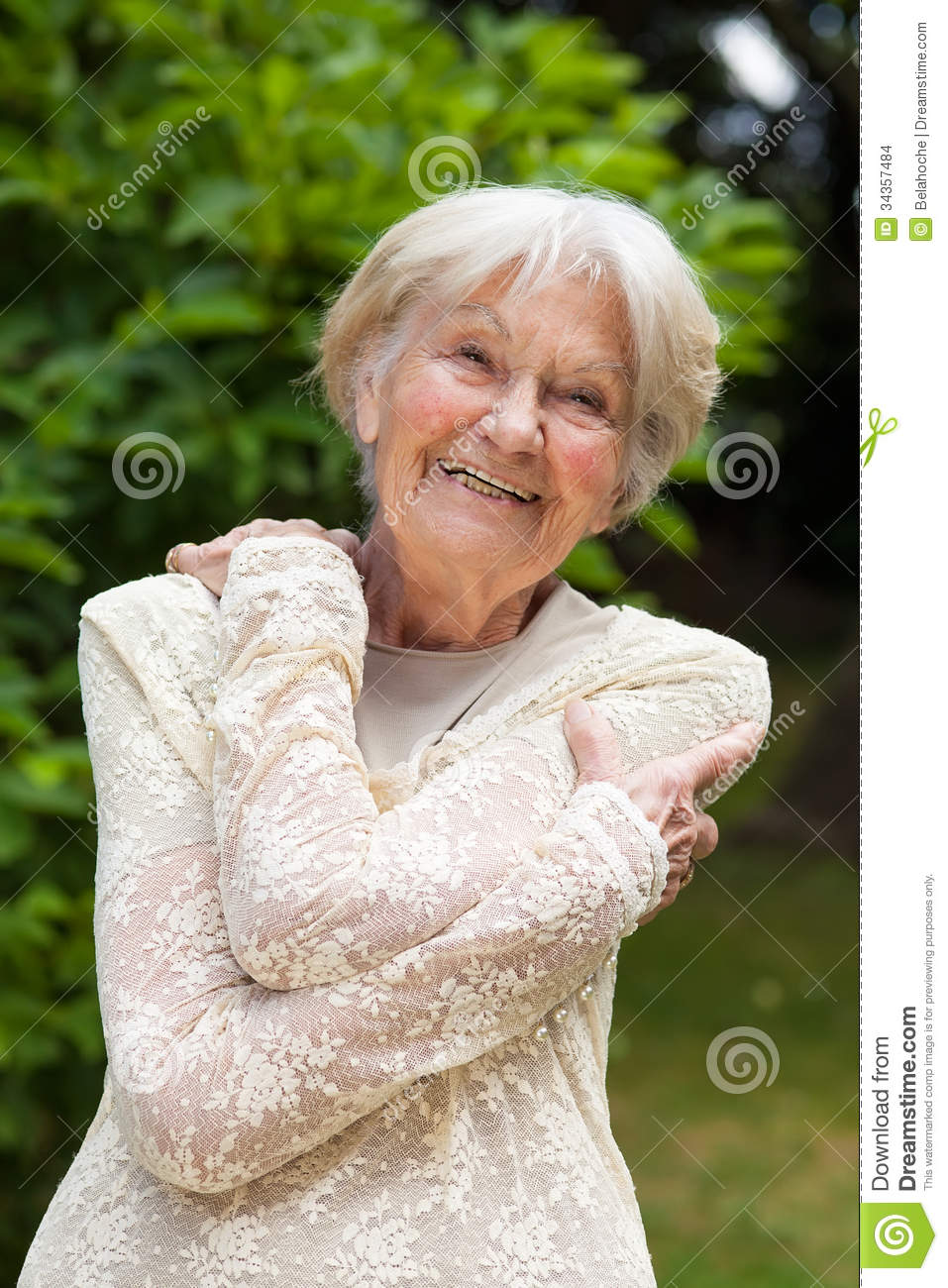 happy-laughing-elderly-woman-pretty-lacy
