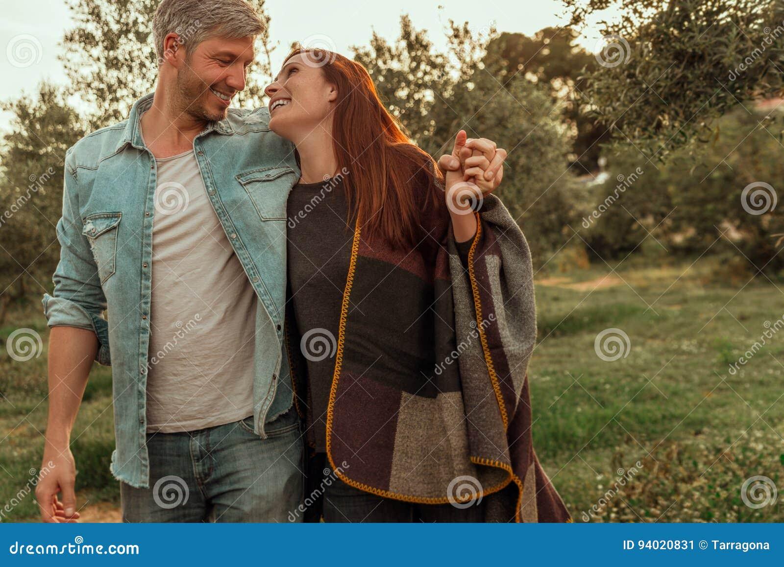 Happy lifestyle couple