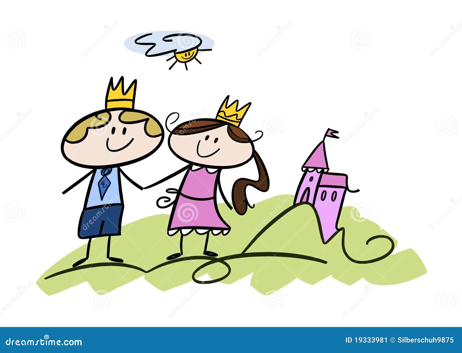 Little Prince and Princess