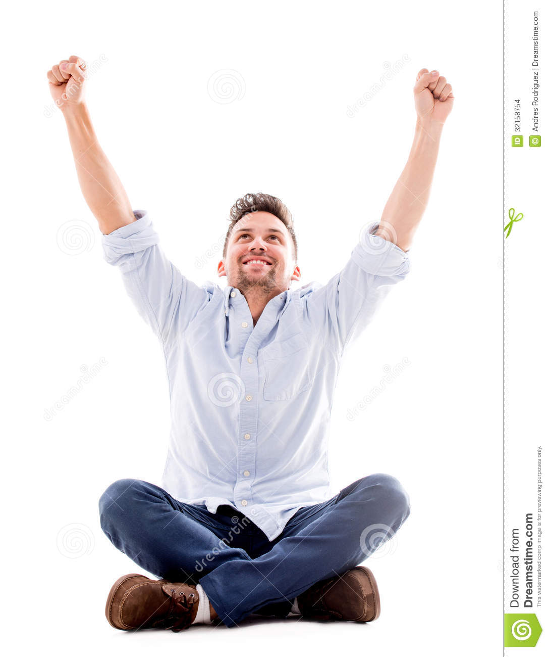 happy-man-arms-up-sitting-isolated-over-white-background-32158754.jpg