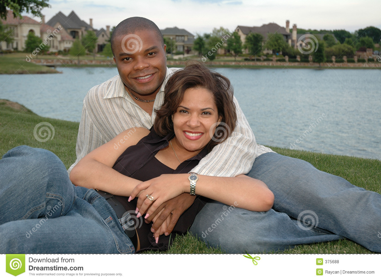 Happy Married Couple 1