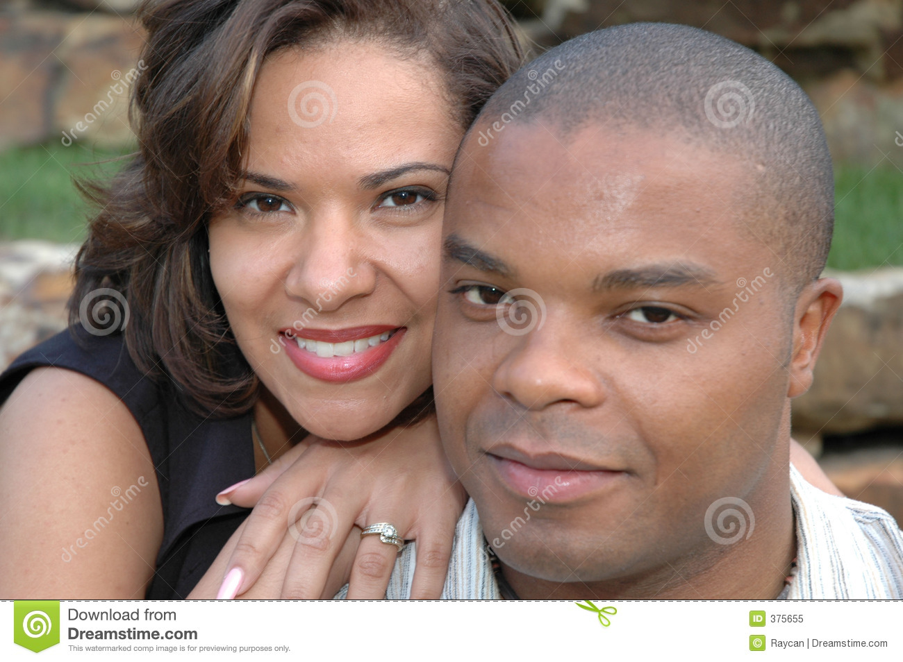 Happy Married Couple