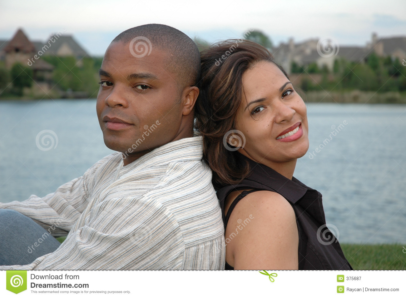 Happy Married Couple 7