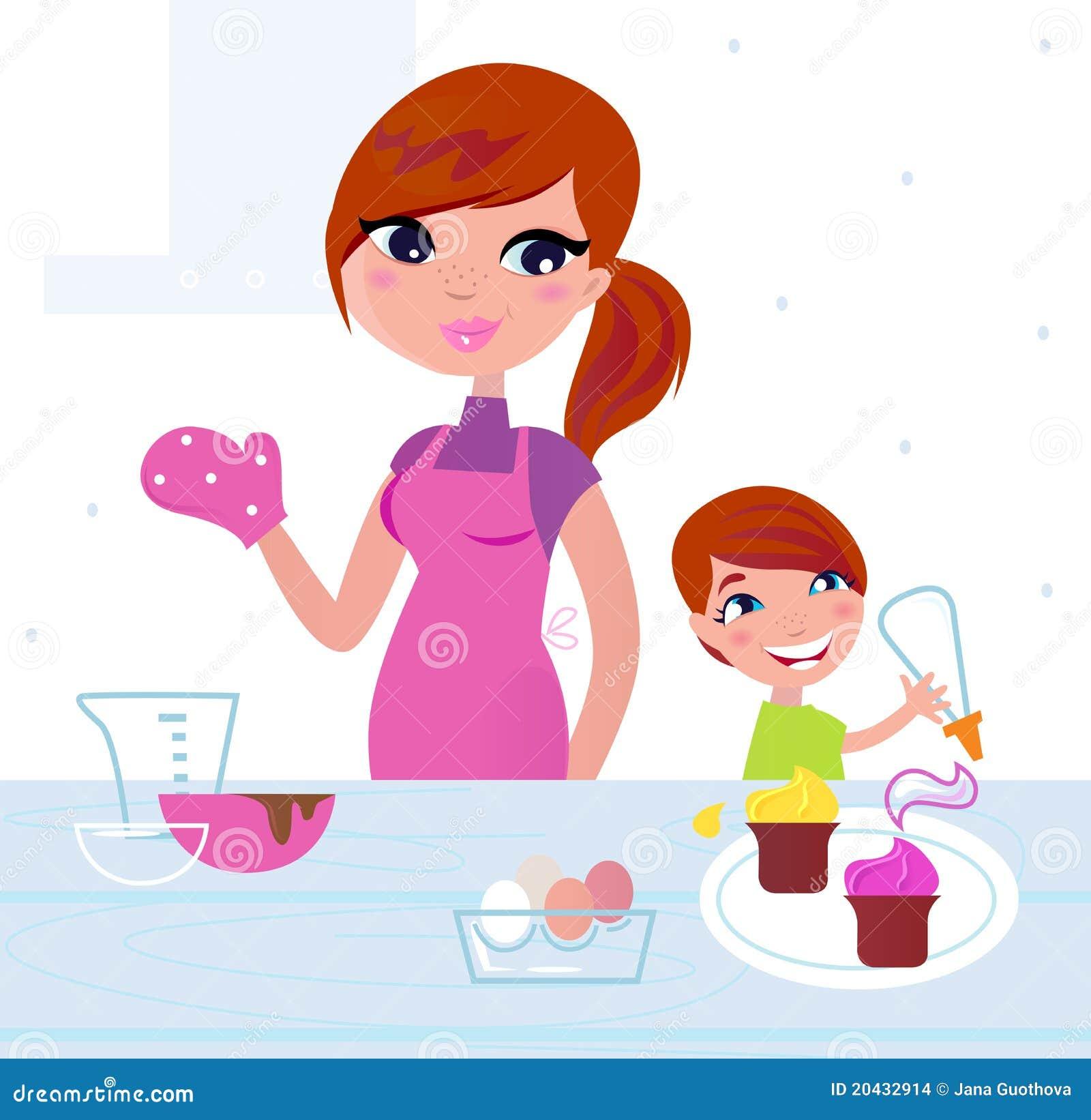 Сынок и мама на кухне 14 фотография