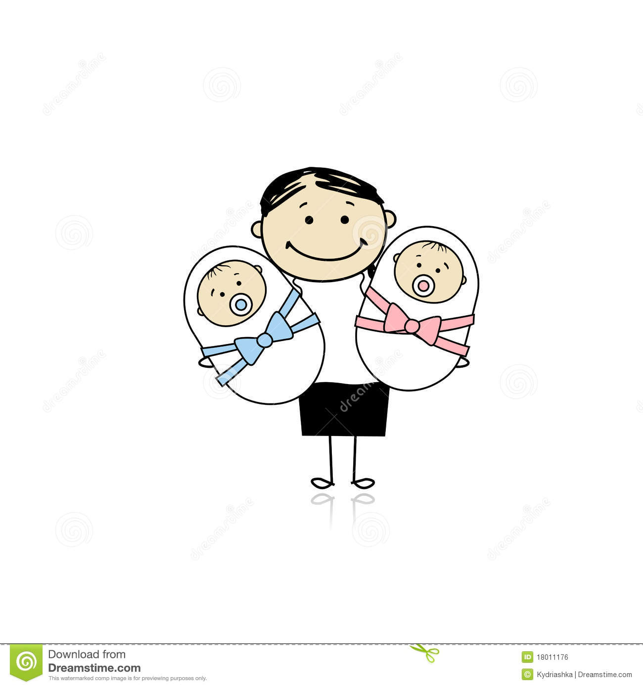 happy mother with newborn twins royalty free stock image baby buggy clip art vintage baby baby buggy clipart