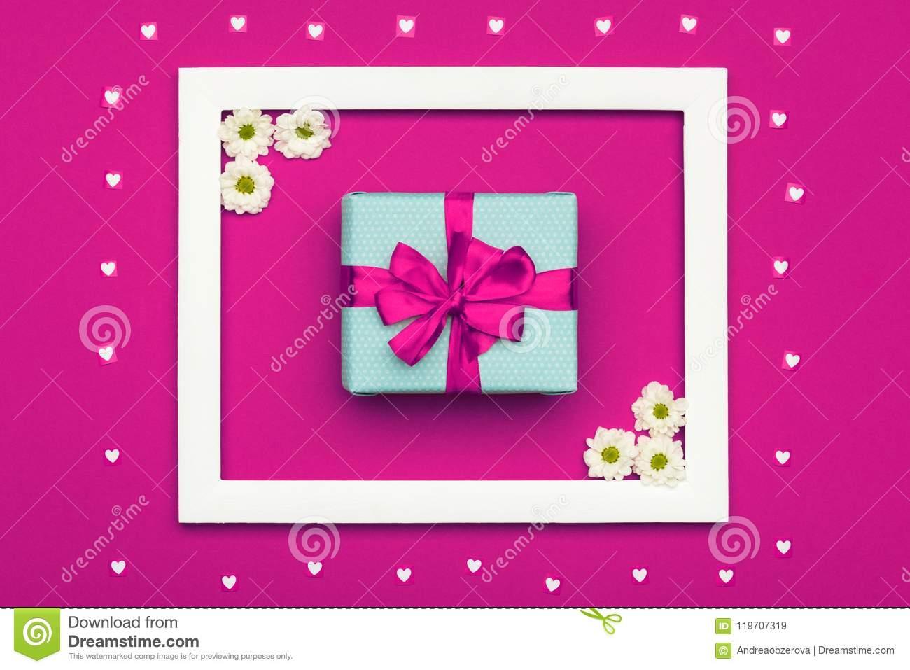 Happy Mother`s Day, Women`s Day, Valentine`s Day or Birthday Pastel Candy Colours Background. Pink floral flat lay.